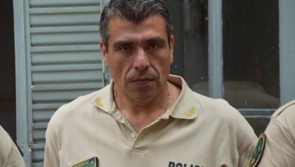Comisario Alfredo Damián Dilego