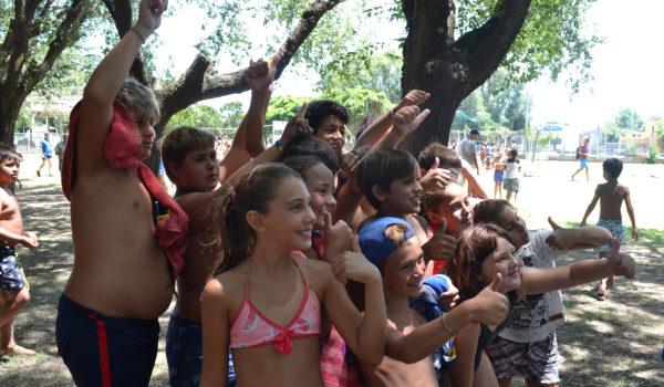 Alumnos de la EV de Quiroga
