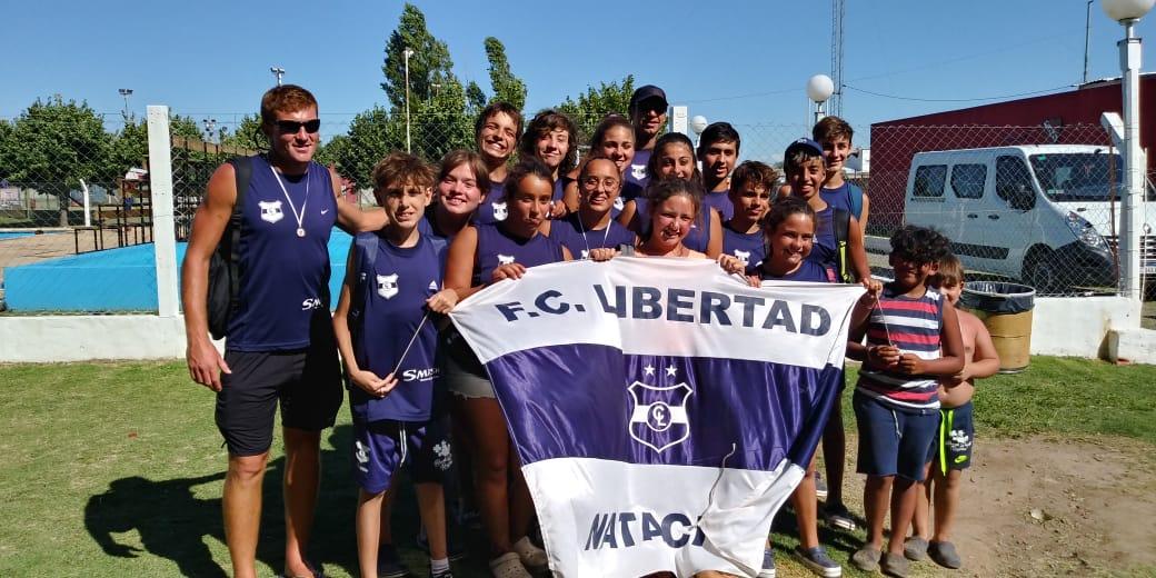 Destacada actuacion de nadadores «Laguneros» en Chivilcoy