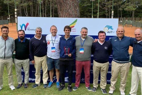 La organizacion en Uruguay premio a Mariano Navone como Jugador Fair Play