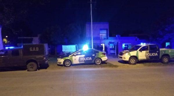 Lugar donde se realizo el procedimiento policial