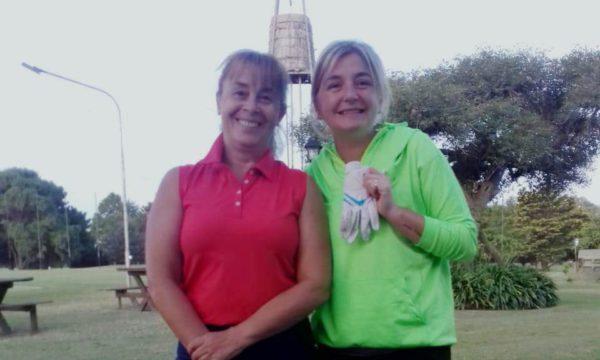 Nancy Amado y Dalila Orefice