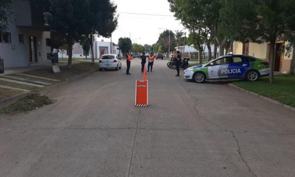 Operativo de Transito policial