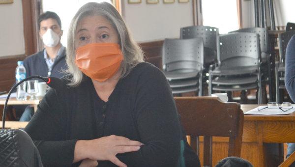 Concejal Julia Crespo