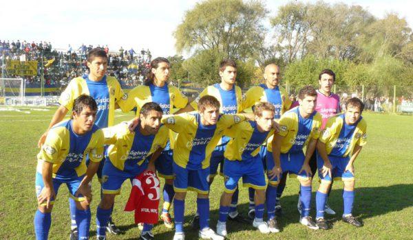 Equipo de Once Tigres que escribio una gran historia para el futbol local