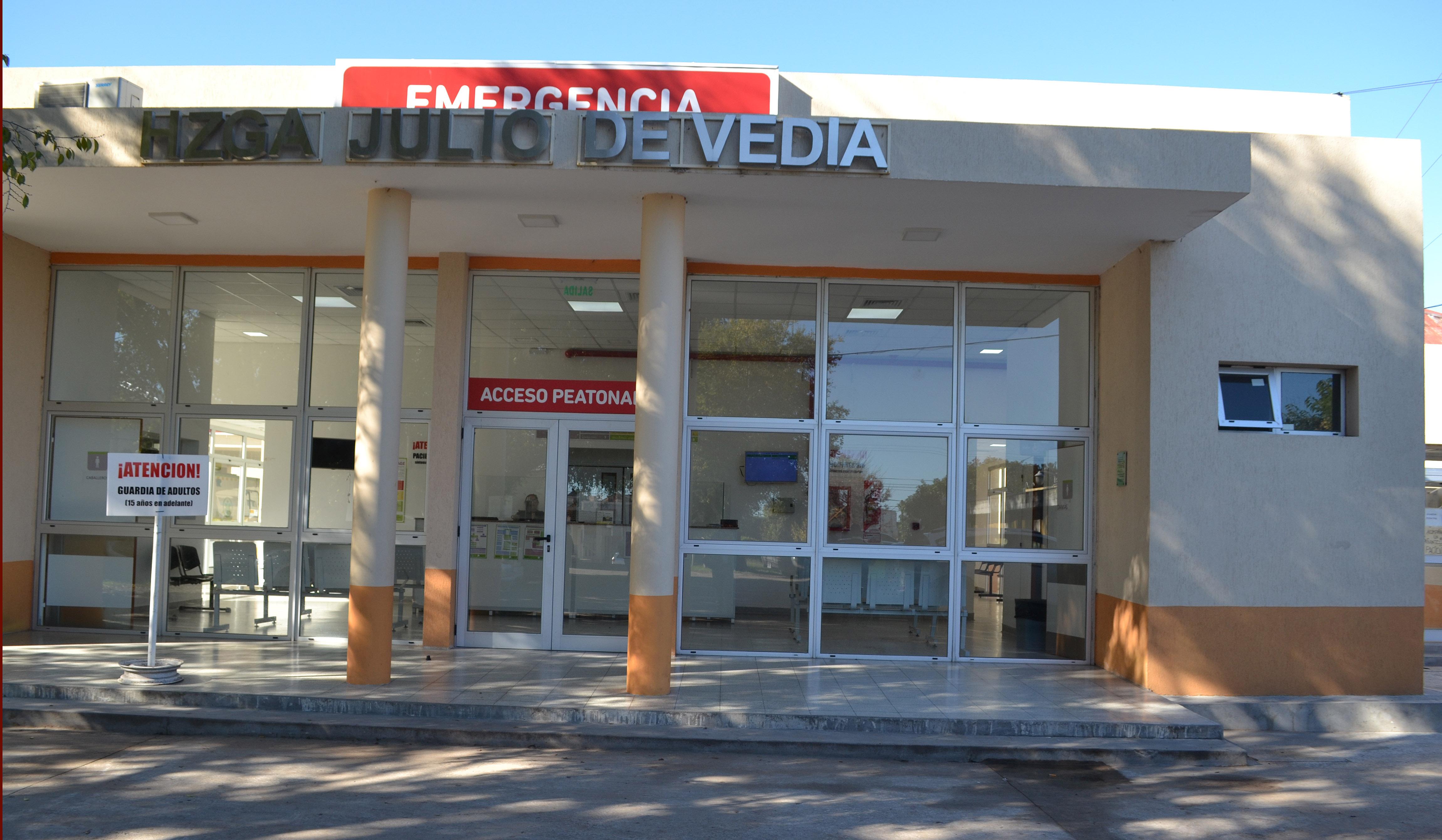 Por dos casos de covid que están fuera de la ciudad hay gran preocupación en Hospital Julio de Vedia