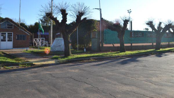 Complejo de Tenis Club San Martin