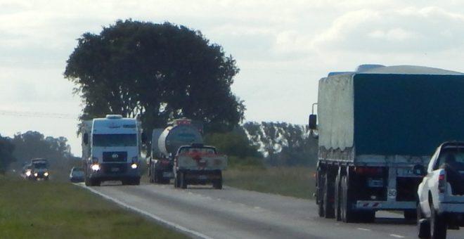 Debemos proteger a nuestros transportistas de todo tipo de carga
