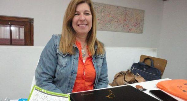 Leonor Capriroli nueva Jefa Distrital de Educacion – foto El 9 de Julio