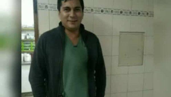 Dr Omar Castillo que fallecio este lunes – foto LRCH
