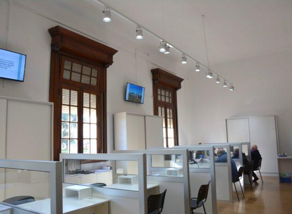Nuevas oficinas en la Municipalidad de 9 de Julio