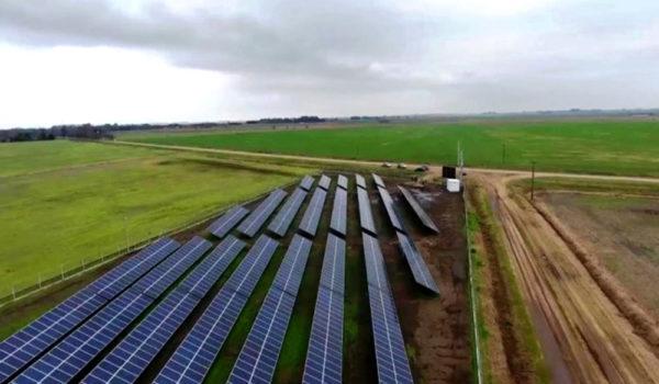 Parque Fotovoltaico de Ohiggins – foto LV