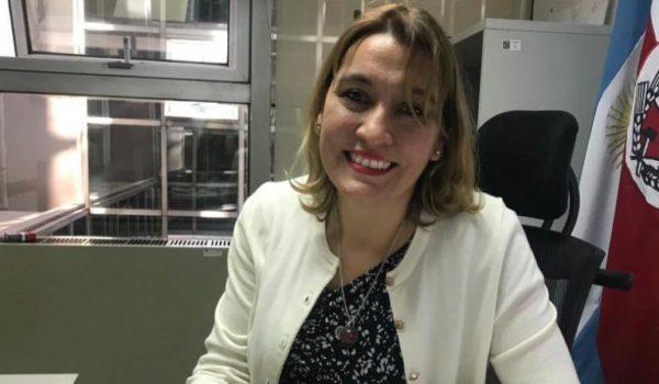 Diputada Lorena Matzen, autora del proyecto – foto redes sociales