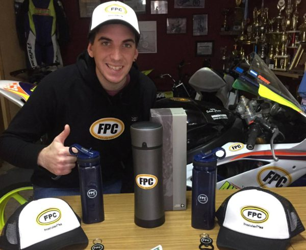 Piky Pastorino y una desafiante invitacion junto a su nuevo sponsor