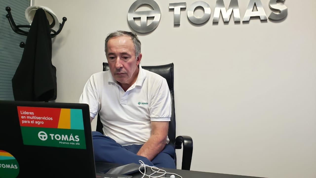La empresa Tomas hnos. anunció una inversión de 1 millón de dólares en 9de Julio