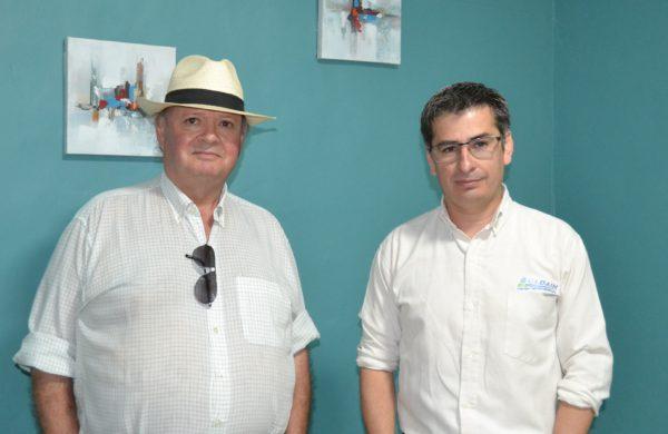 Confianza, de eso se trata en Buldain, junto al productor Guillermo Paoltroni