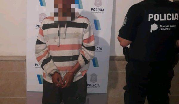 Perosna detenida