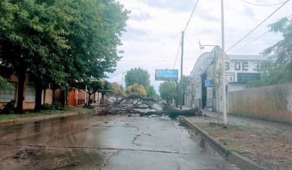 Calle Poratti y Santiago del Estero