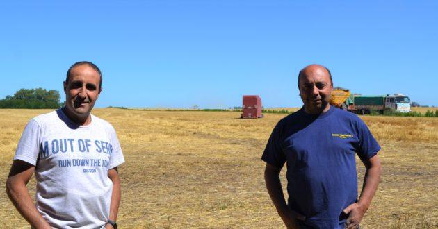 Carlos Altare y Jorge Yannone dialogaron con El Regional Digital