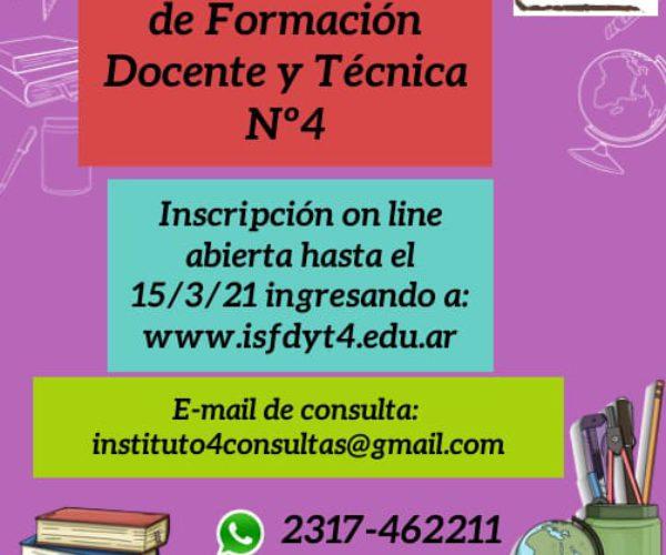 ISFD 4