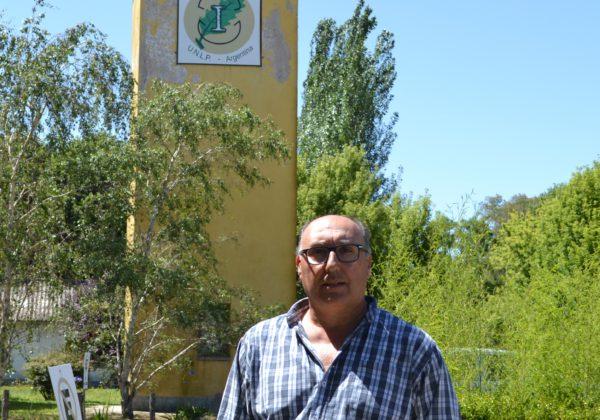 Ruben Giovanini, Director Escuela Inchausti