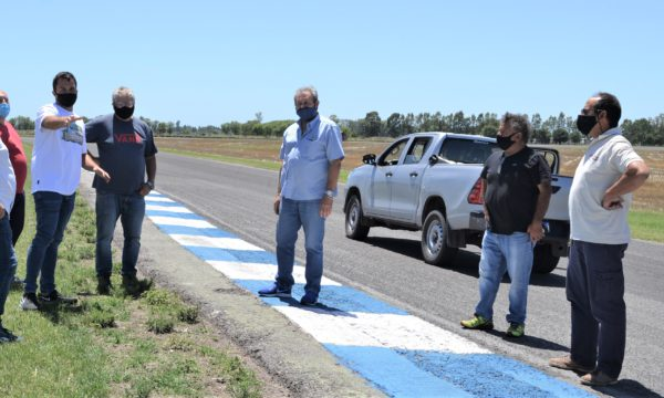 Bonfiglio y Ruiz brindaron sus consideraciones a los visitantes