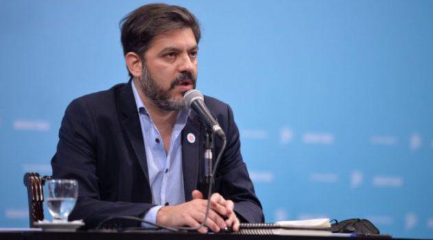 Carlos Bianco, Jefe de Gabinete