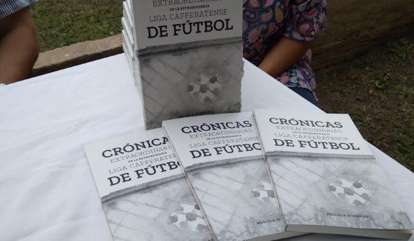 Libro presentado por el nuevejuliense Mariano Gonzalez