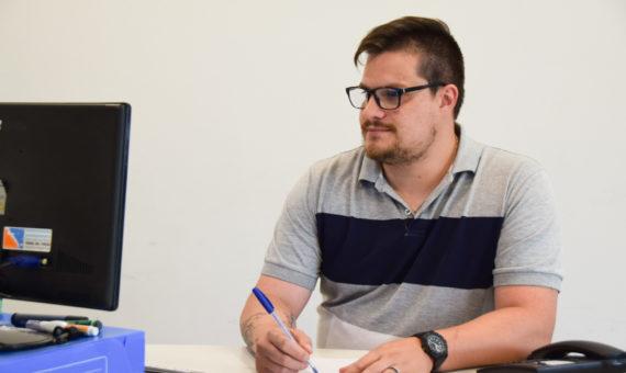 Jonathan Martini, nuevo Jefe de Defensa Civil 9 de Julio