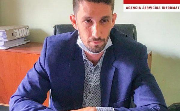 Juez de Paz de Rojas Luciano Callegari – credito ASI