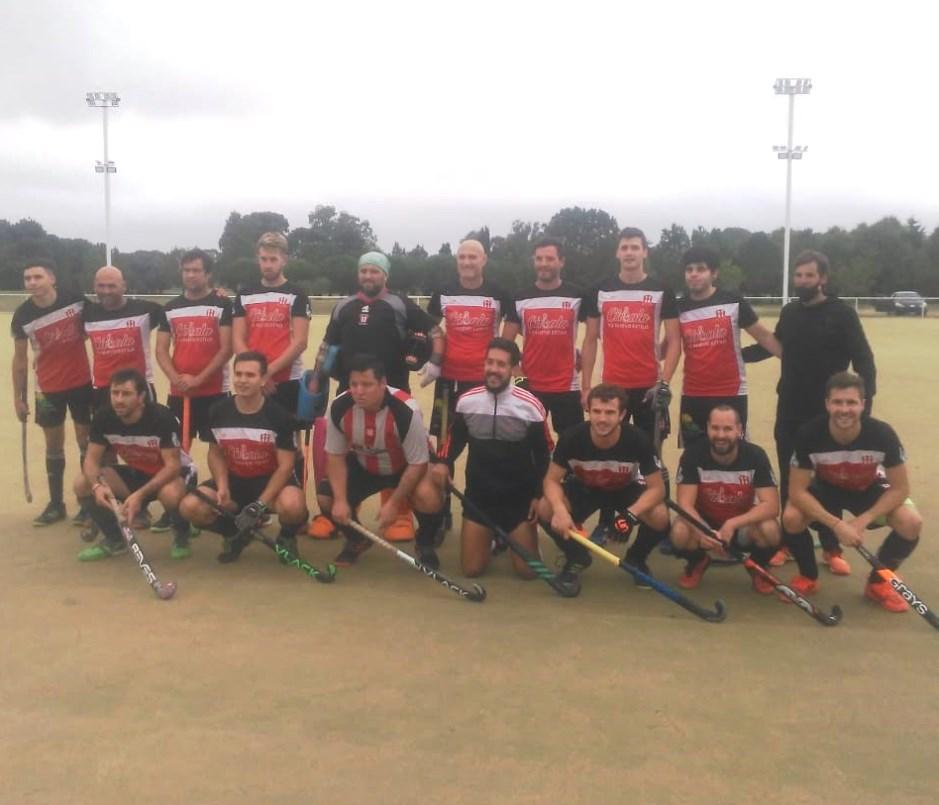 Atletico 9 de Julio campeón en Hockey Masculino